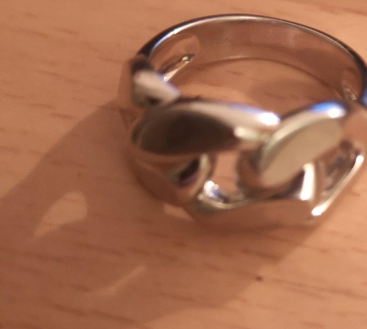 Мощное кольцо!