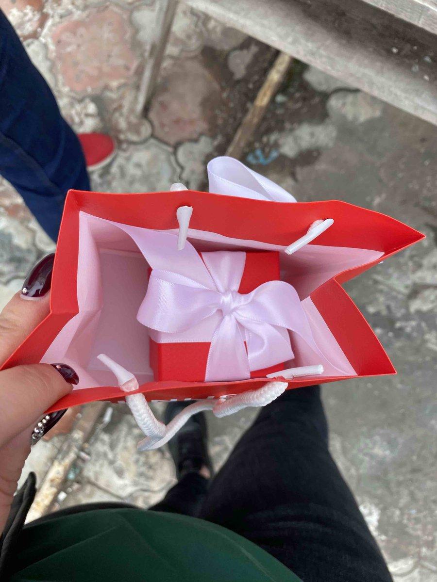 Люблю дарить подарки