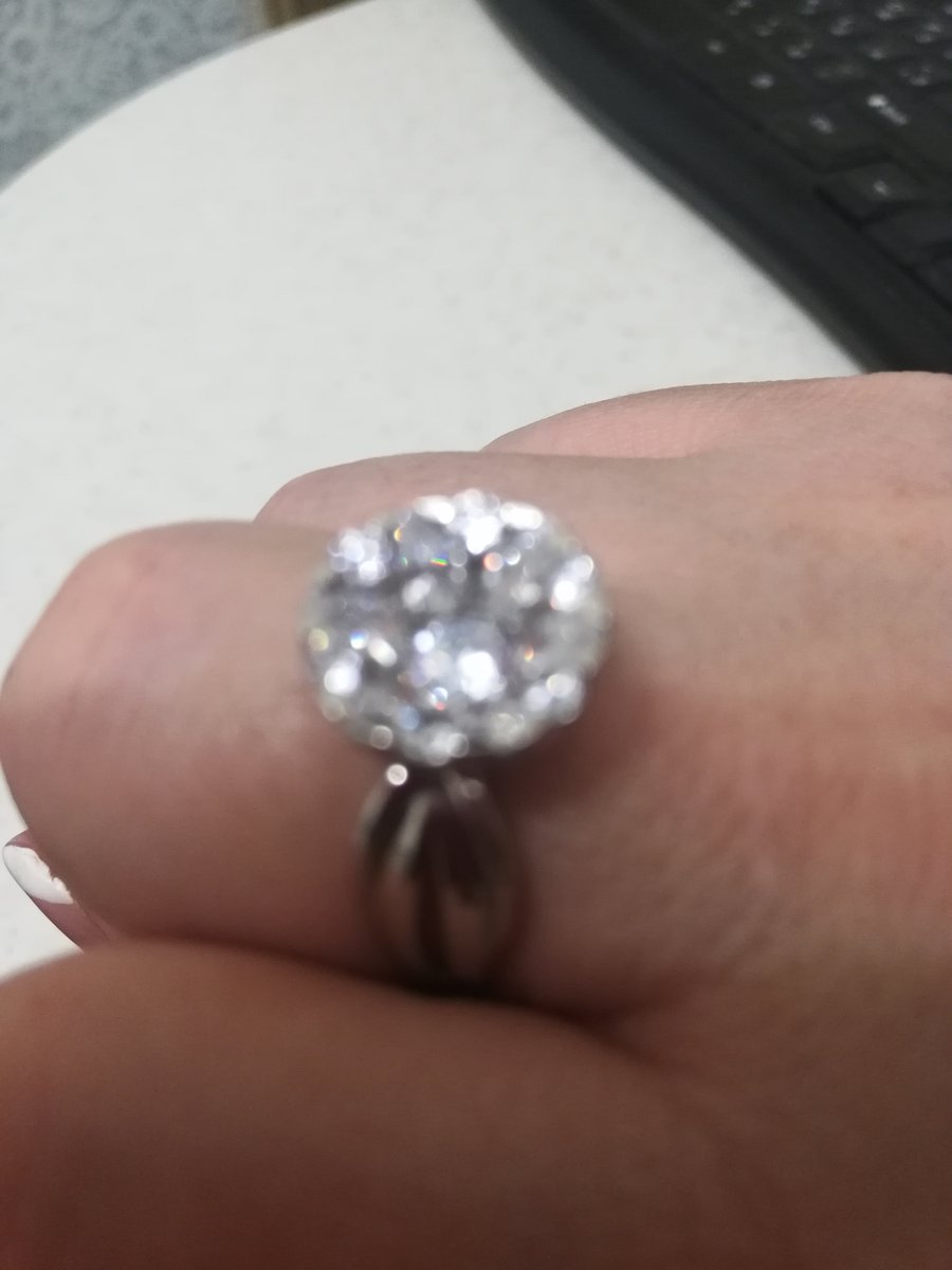 Неожиданное кольцо..