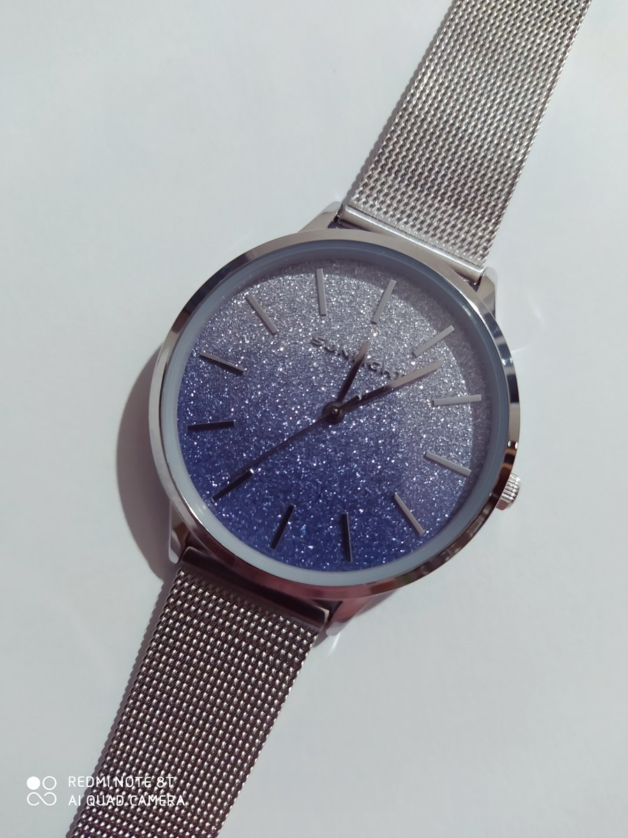 """Часы ,,зима""""."""