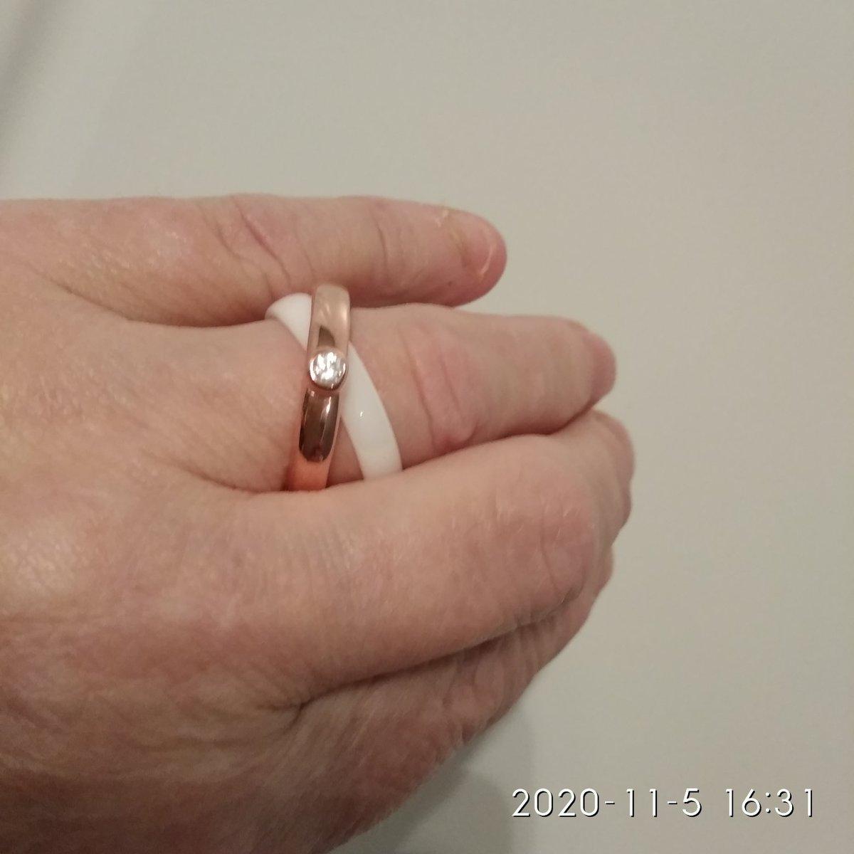 Кольцо два в одном
