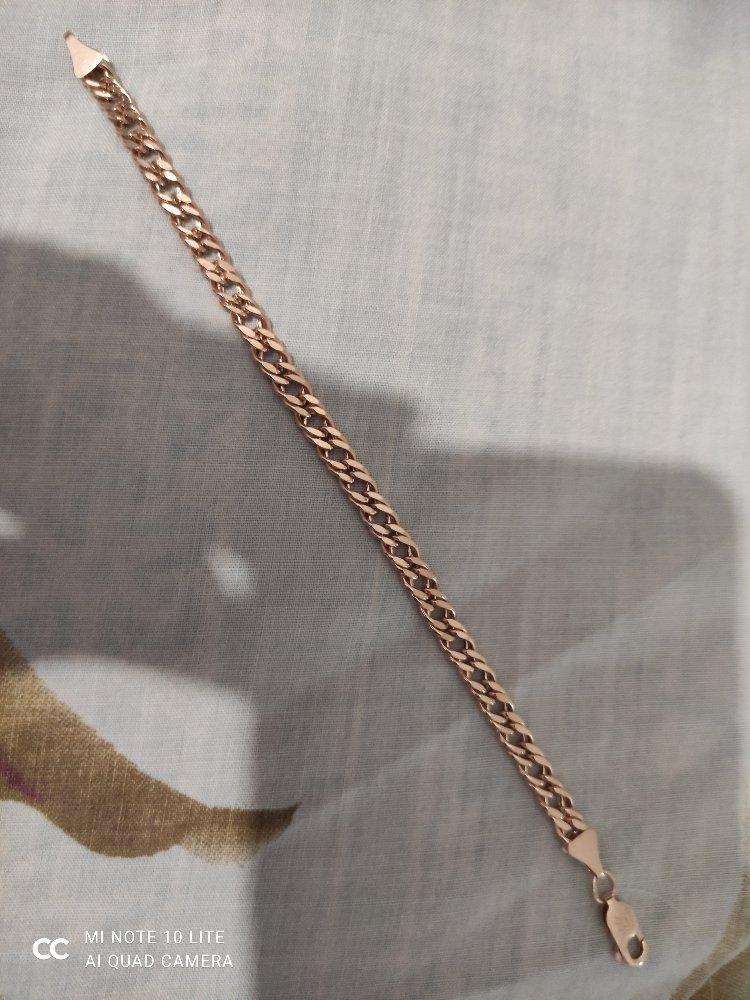 Красивая браслет