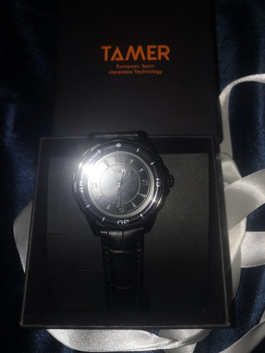 Часы заказывала в подарок