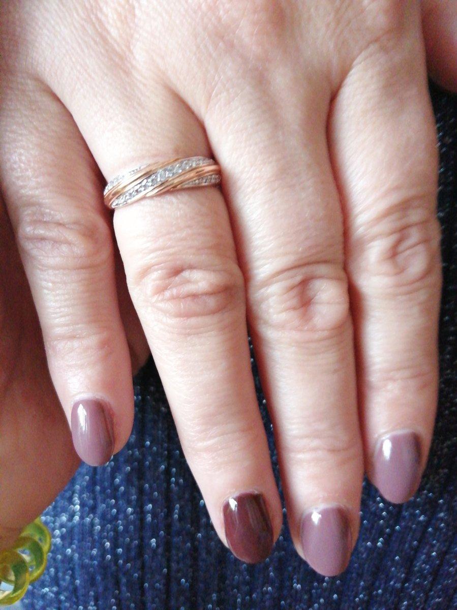 Нежное кольцо.
