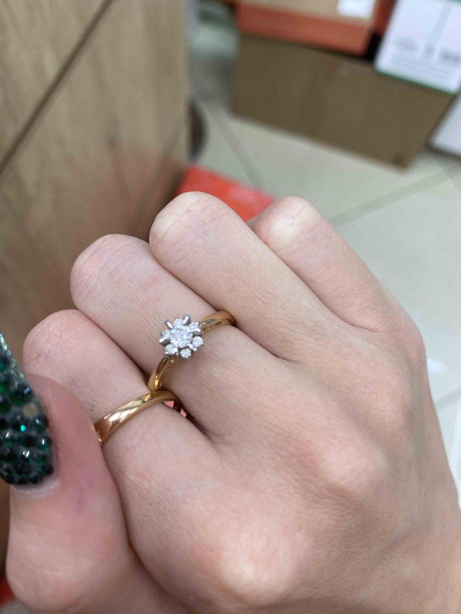 Шикарный бриллиант