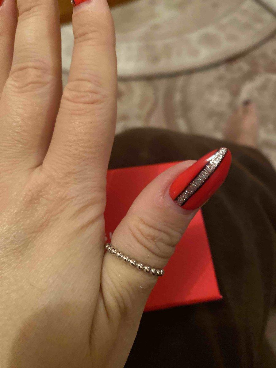 Колечко на пальчик
