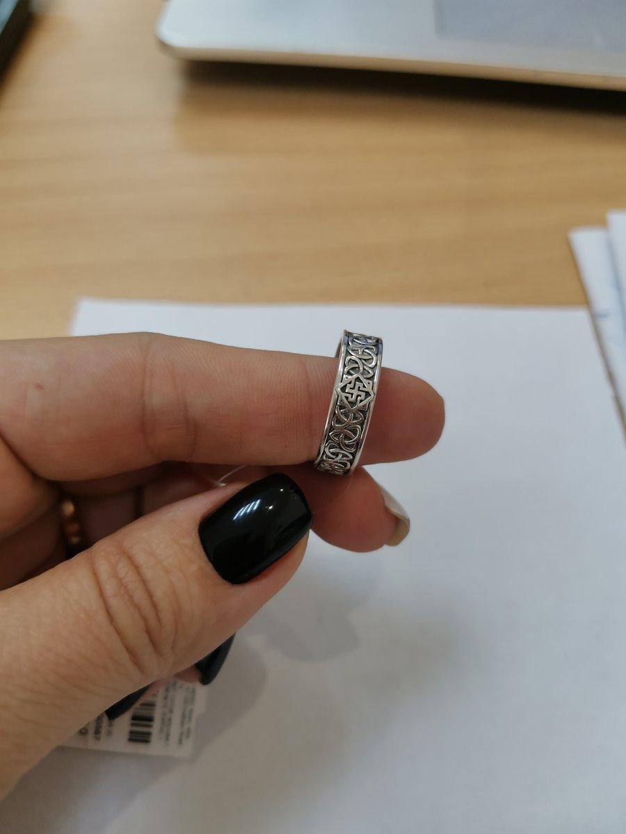 Кольцо, которое приглянулось сразу)