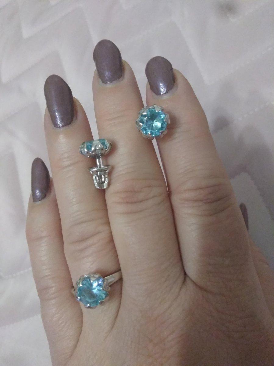 Перстень с камнем.
