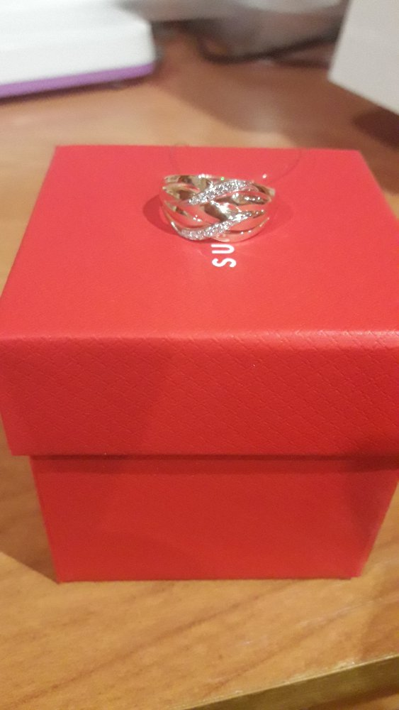 Оболденное кольцо!