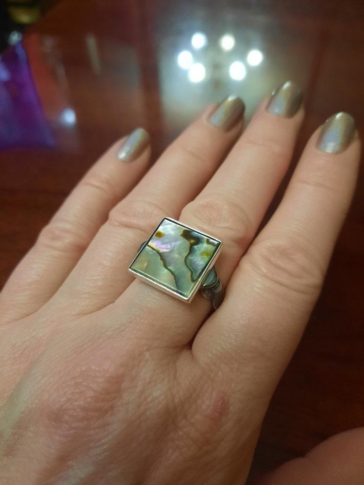Очень красивое и стильное кольцо!