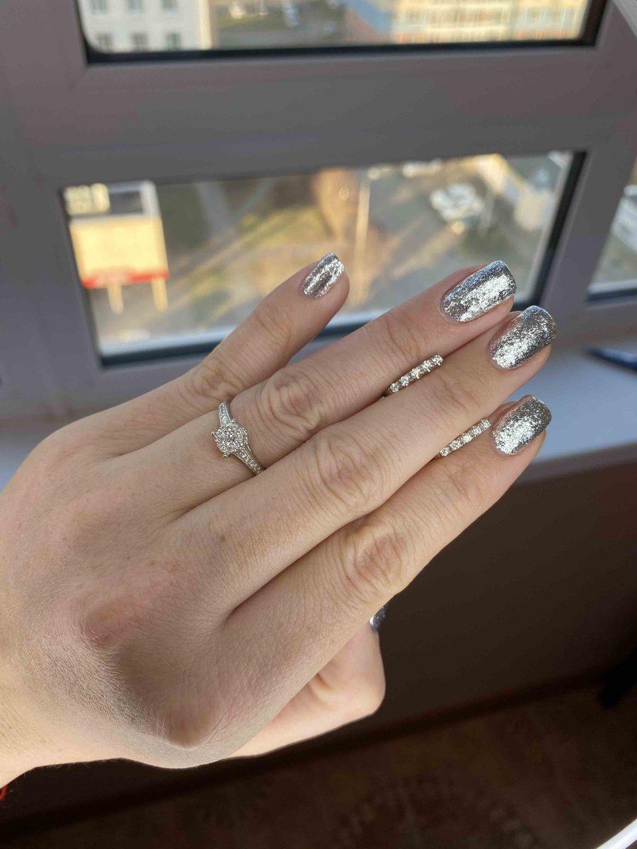Извсканное кольцо для настоящих королев