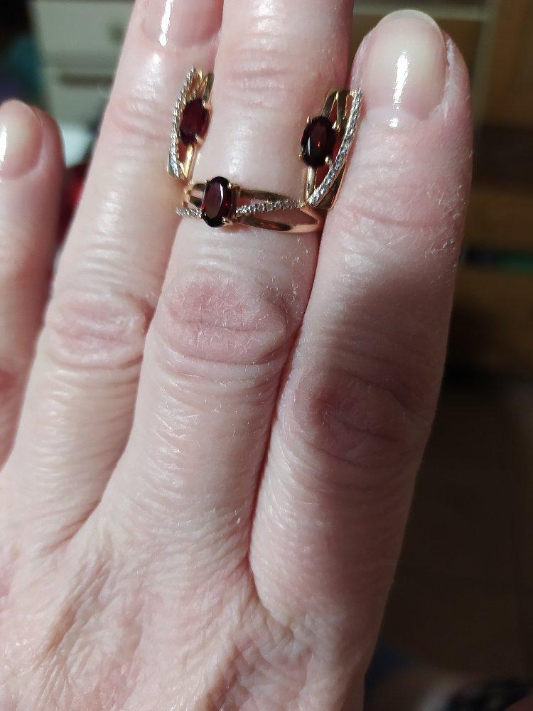 Гранатовое кольцо