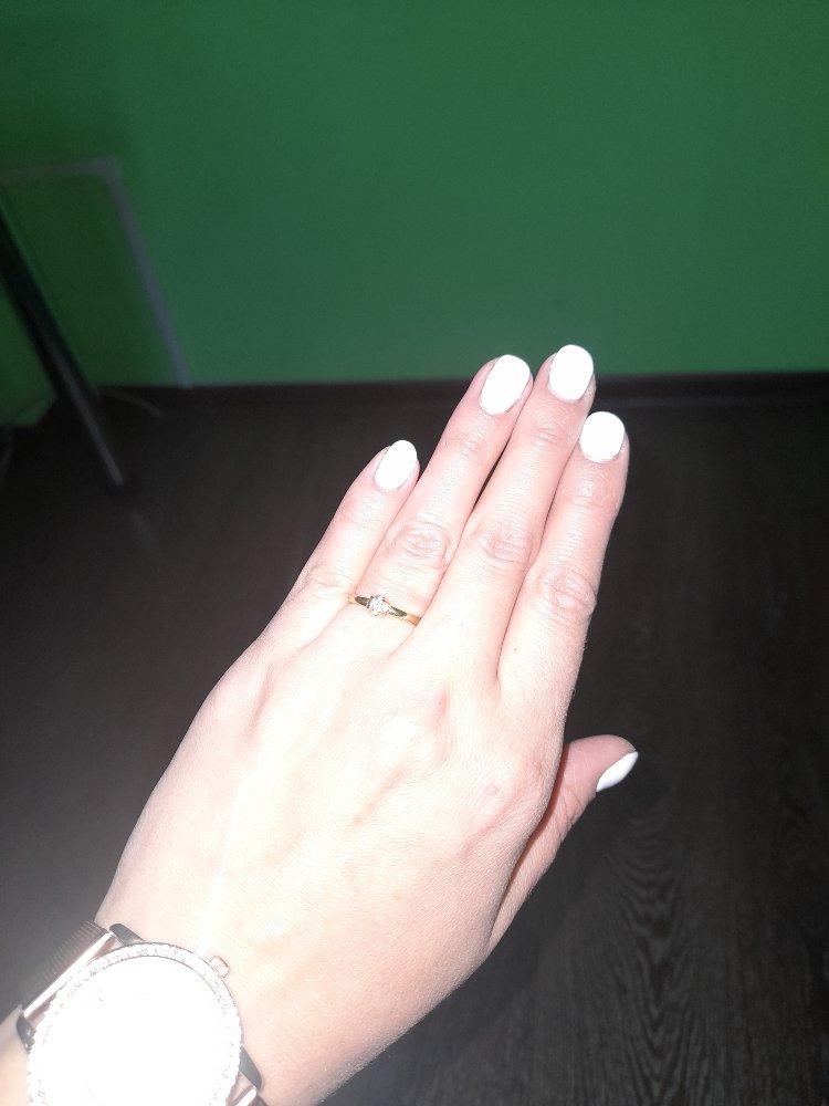 Стильное классическое кольцо