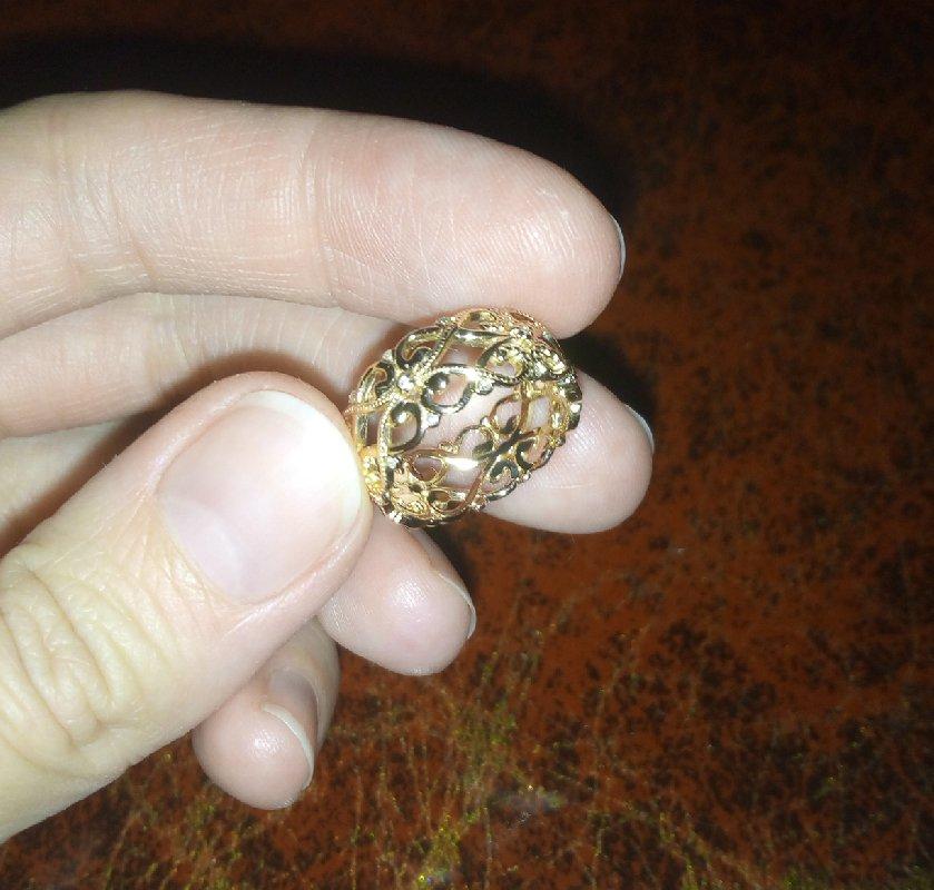 Божественно красивое кольцо!