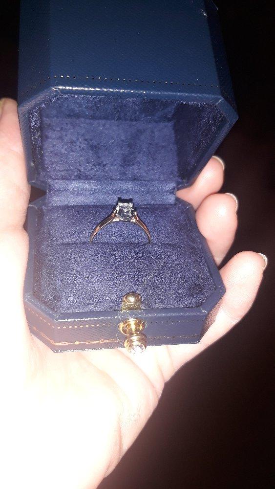 Мой первый бриллиант)
