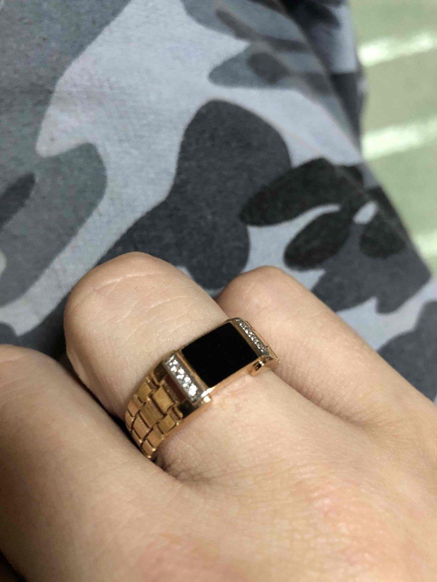 Очень понравилось кольцо,огромный выбор но остановился именно на этом!