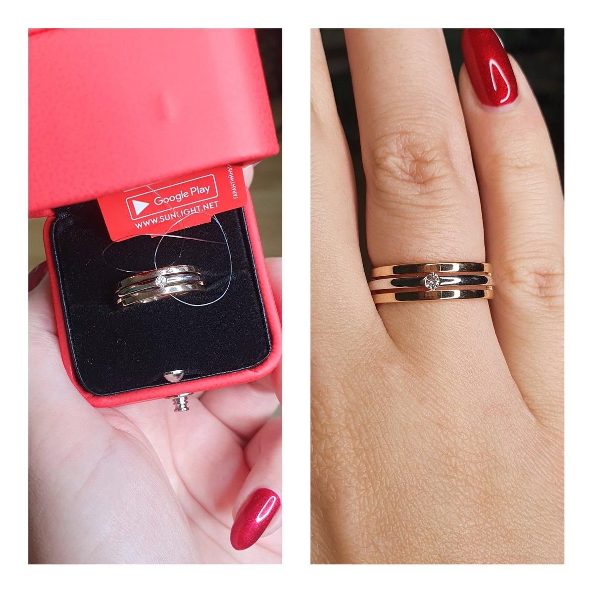 Выбрала это кольцо т.к в нем максимум минимализма и при этом оно шикарное.