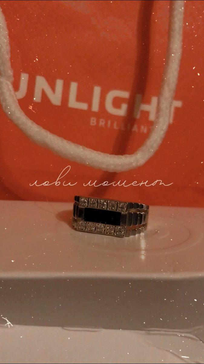 Мне кольцо очень понравилось