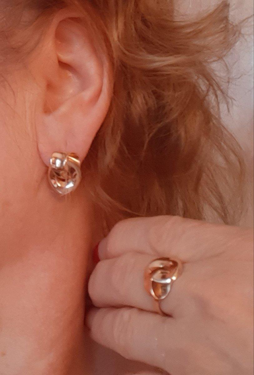 Золотое кольцо без вставки