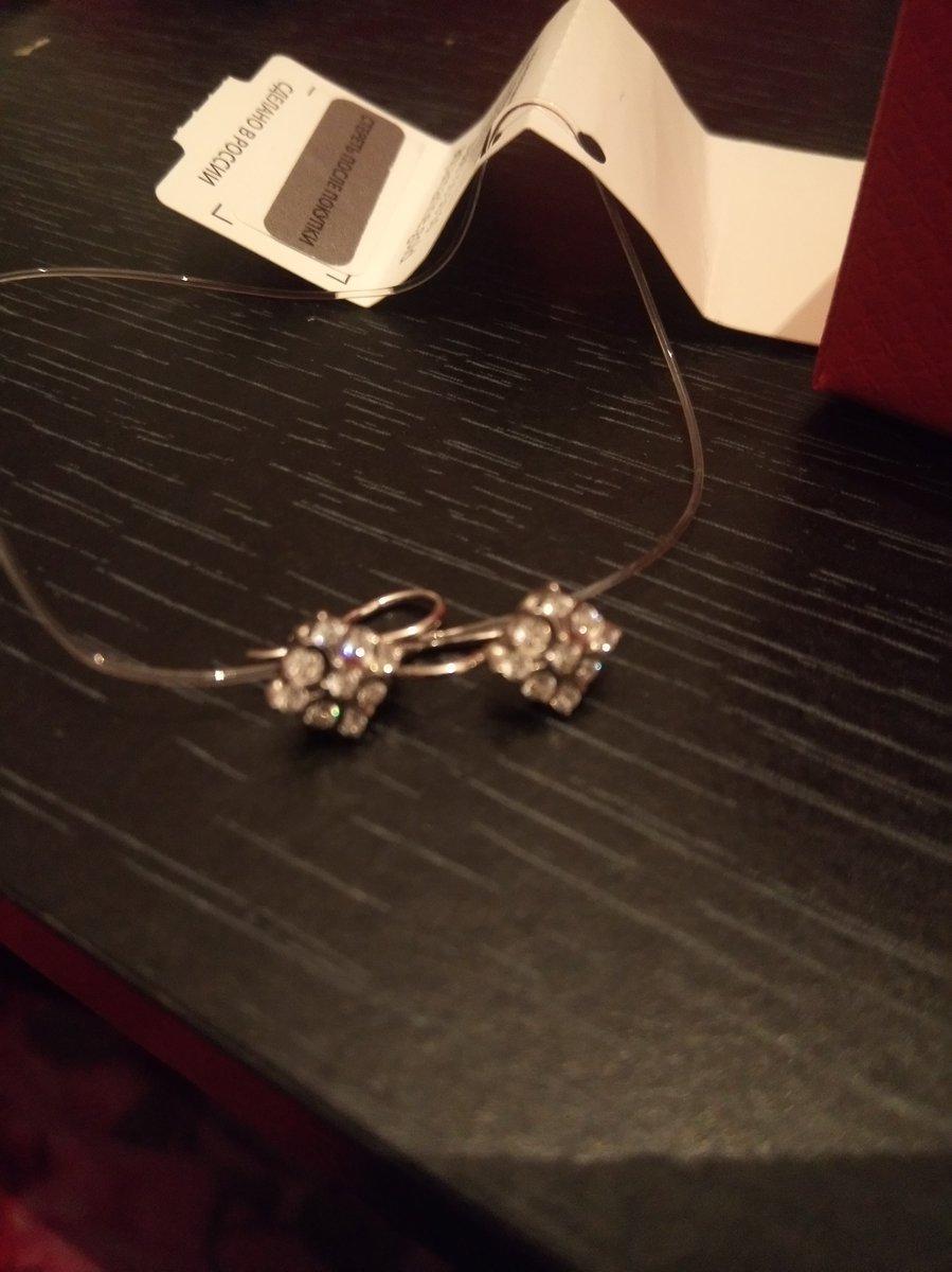 Милые сережки