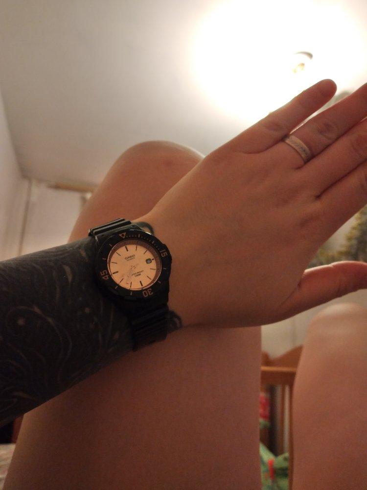 Часы маленькие