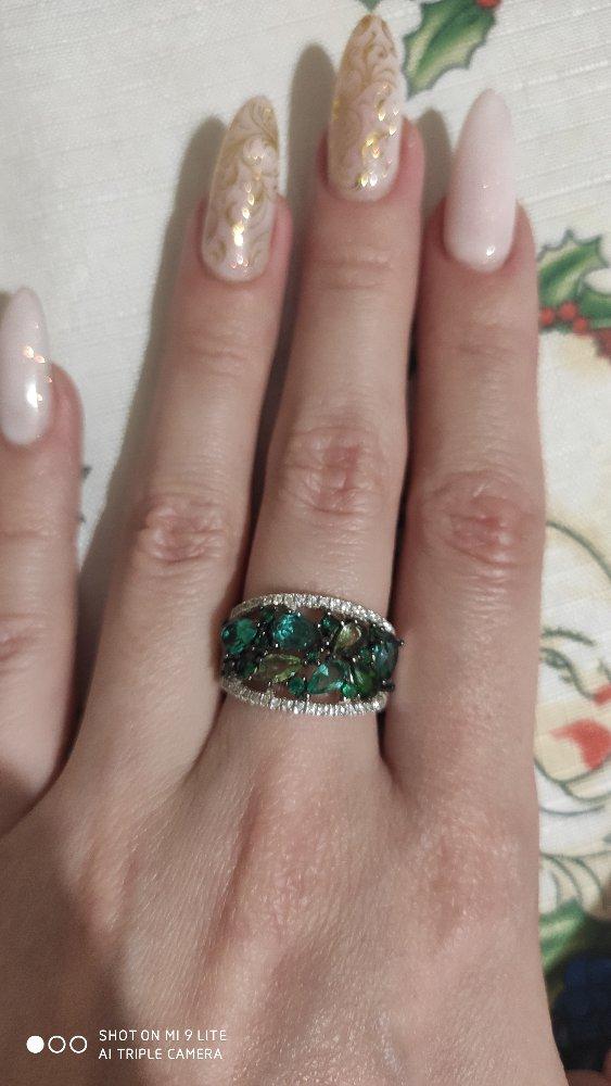Влюблена в это кольцо!