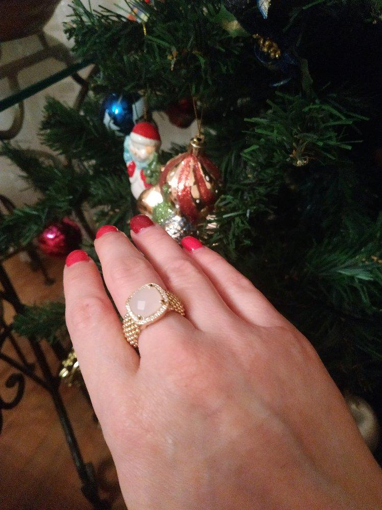 Кольцо для шикарных женщин