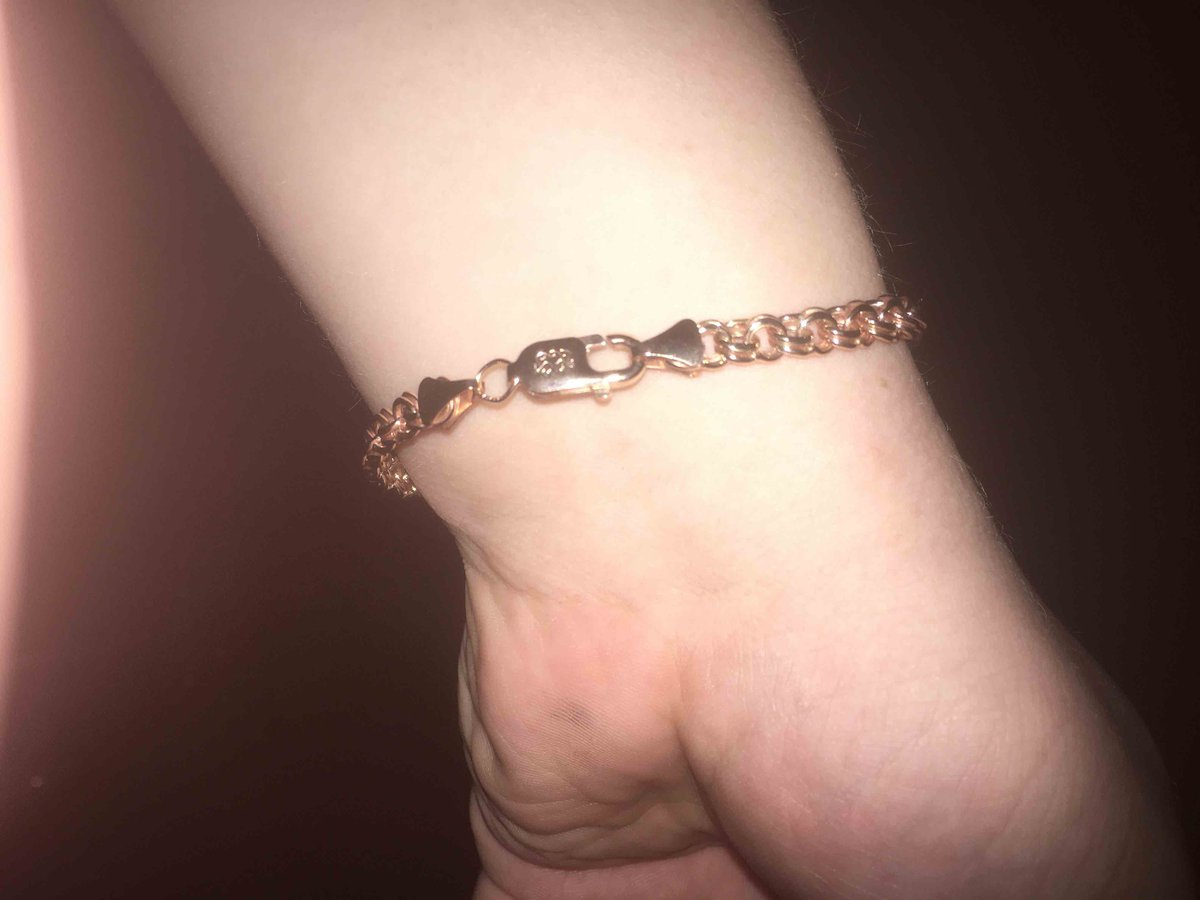 Купил браслет