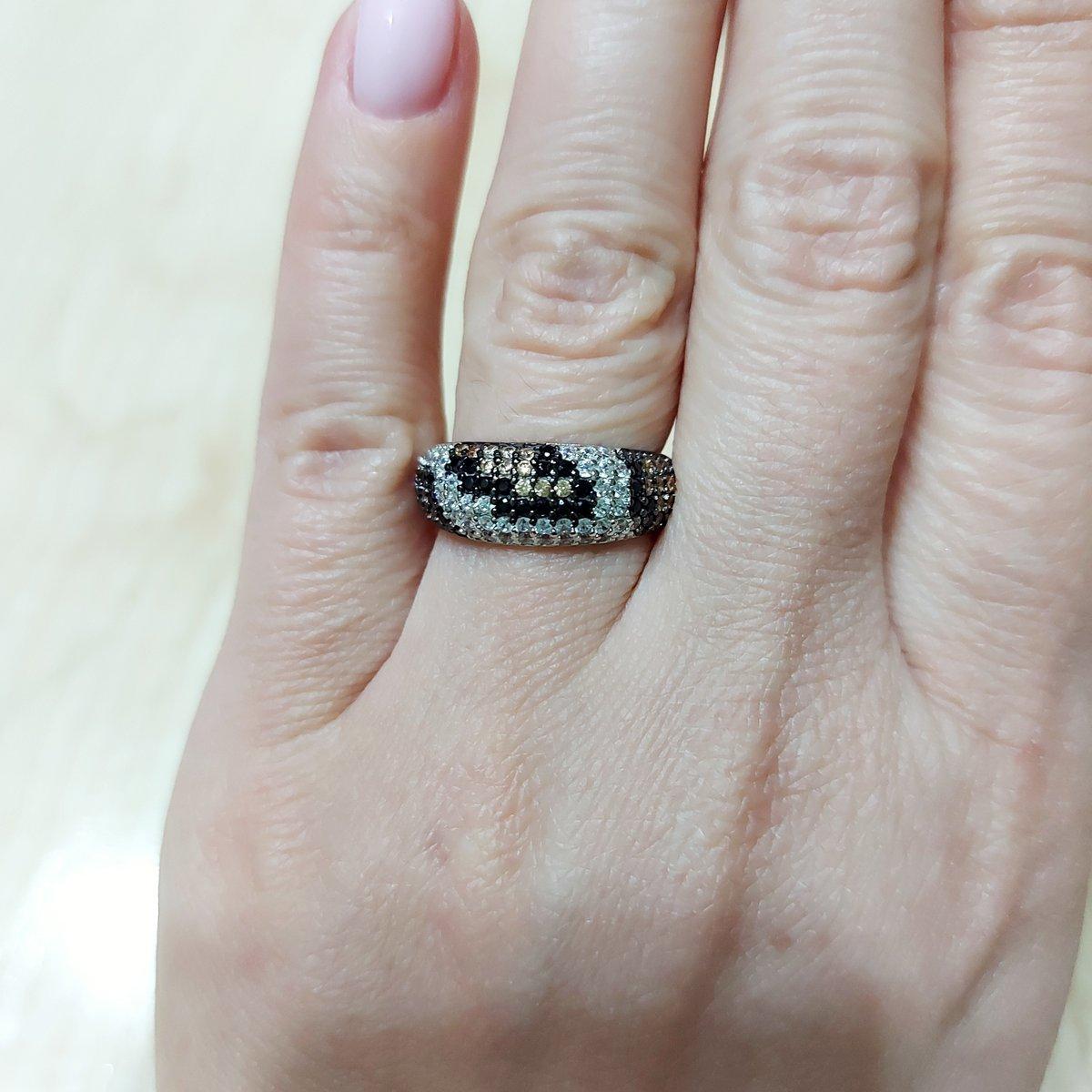 Кольцо прелестно!