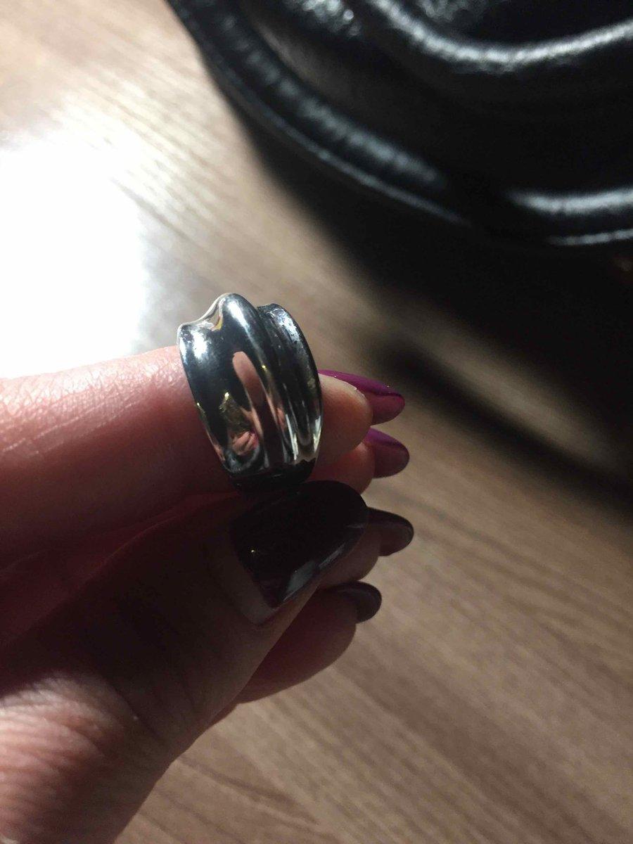 Серебряное кольцо, чудо!!!