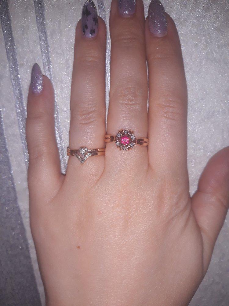 Очень красивое кольцо!)))