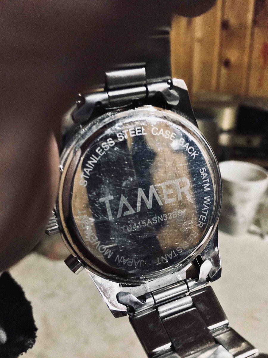 Мужские часы timer