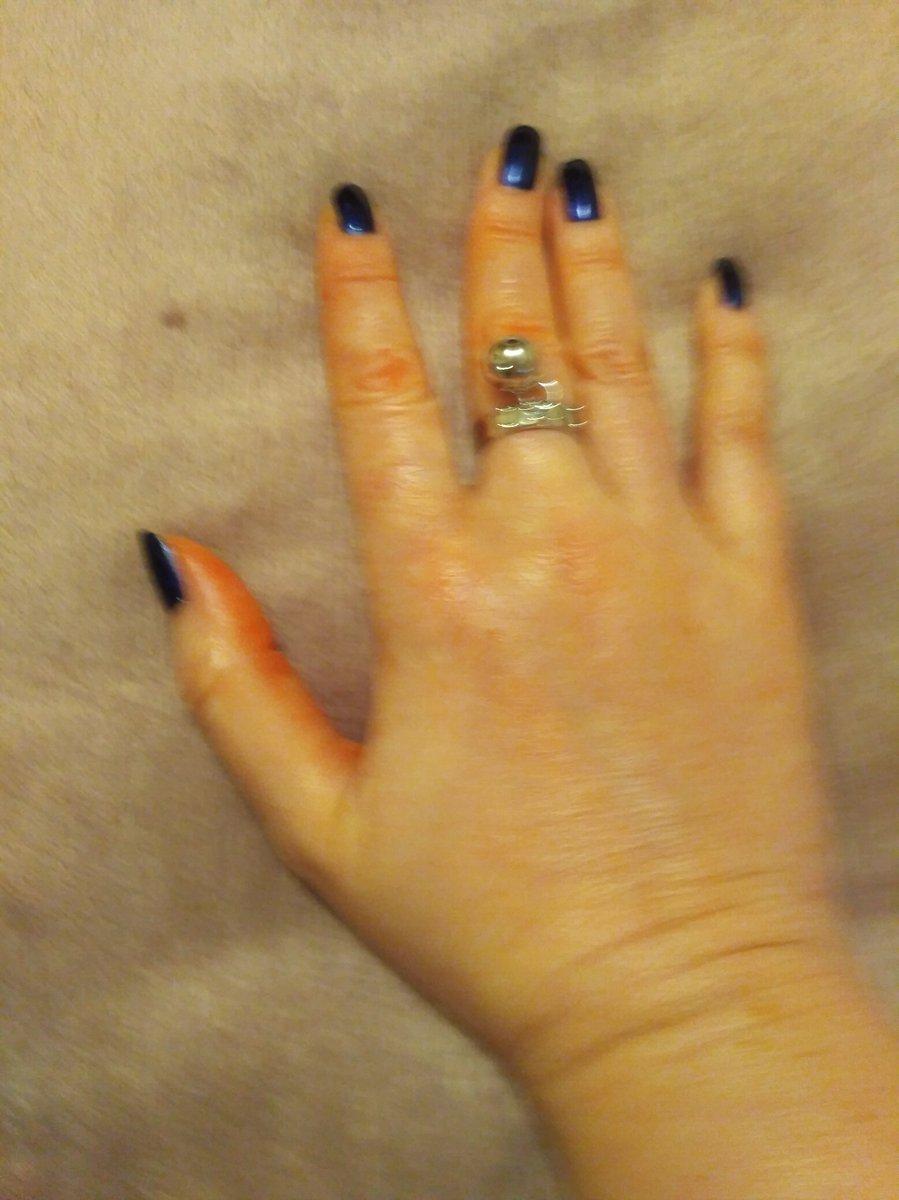 Потрясающее кольцо