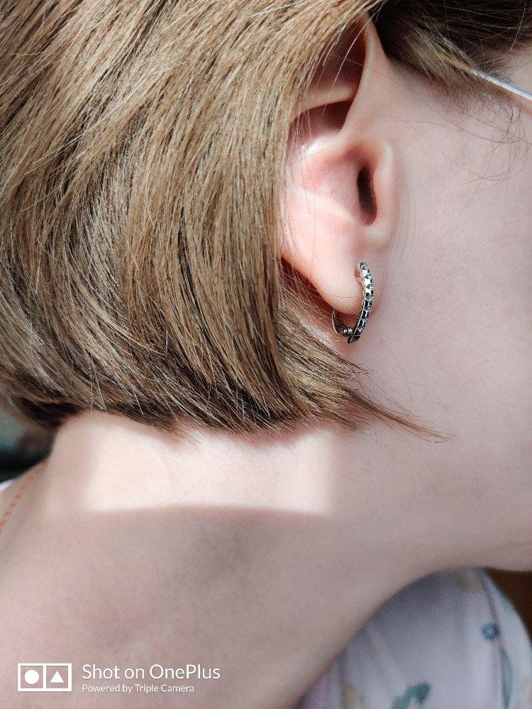 Шикарные серьги с бриллиантами 🔥🔥🔥