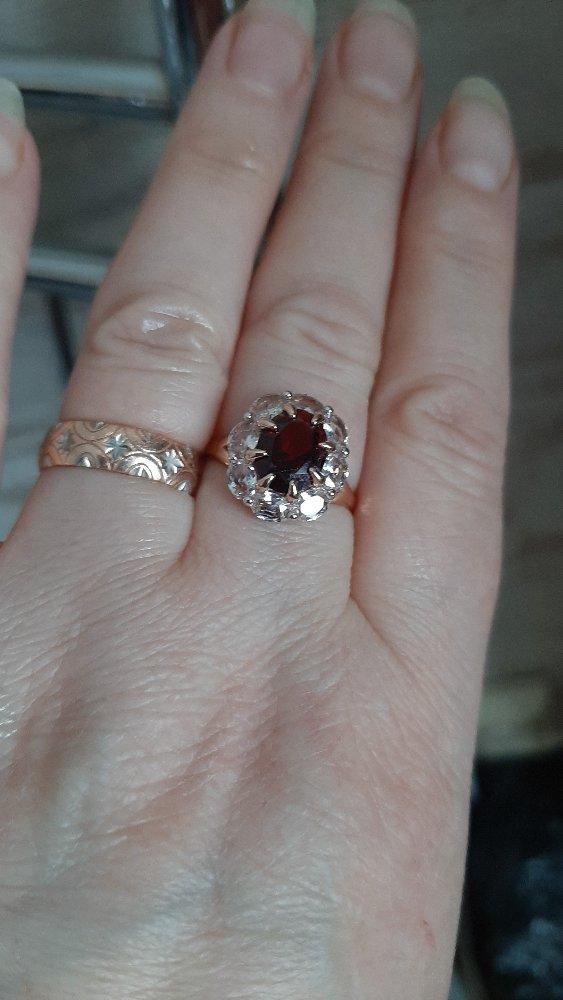 Обалденное кольцо, супер.