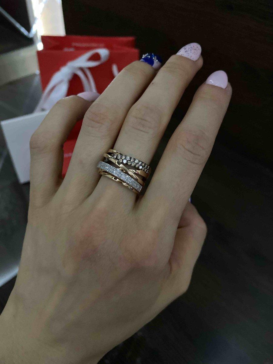 Кольцо восхитительное!