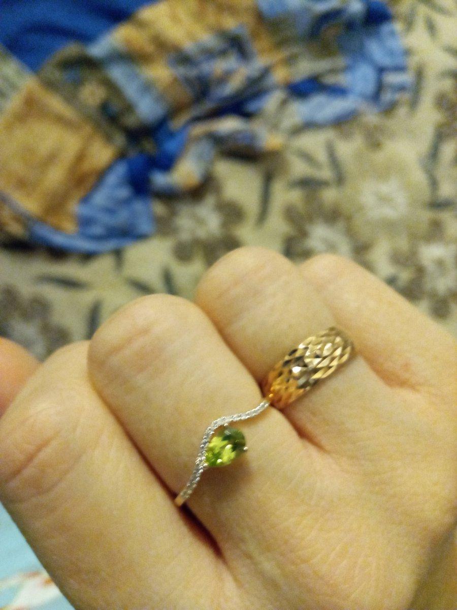 Кольцо себе любимой)))