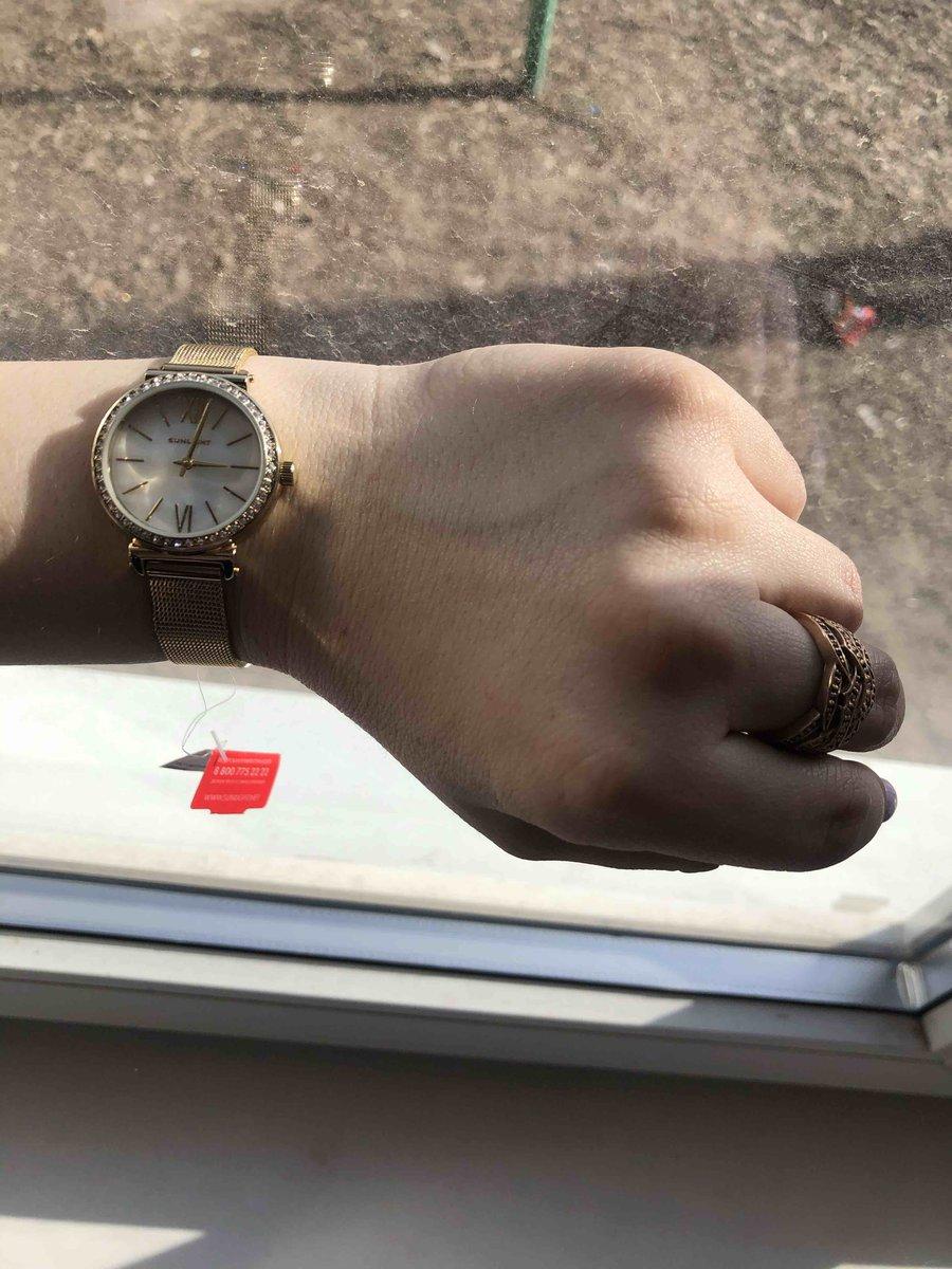 Спасибо за милые часы