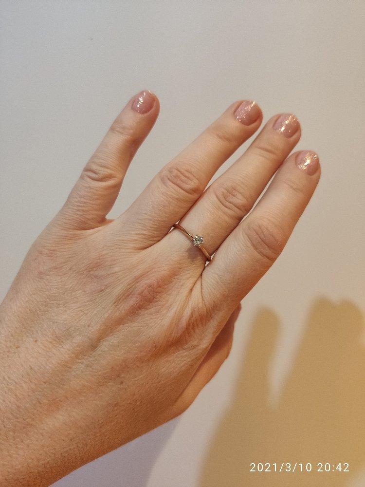 Очень приятное кольцо