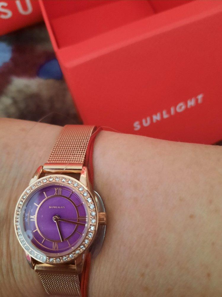 Очень стильные часы.
