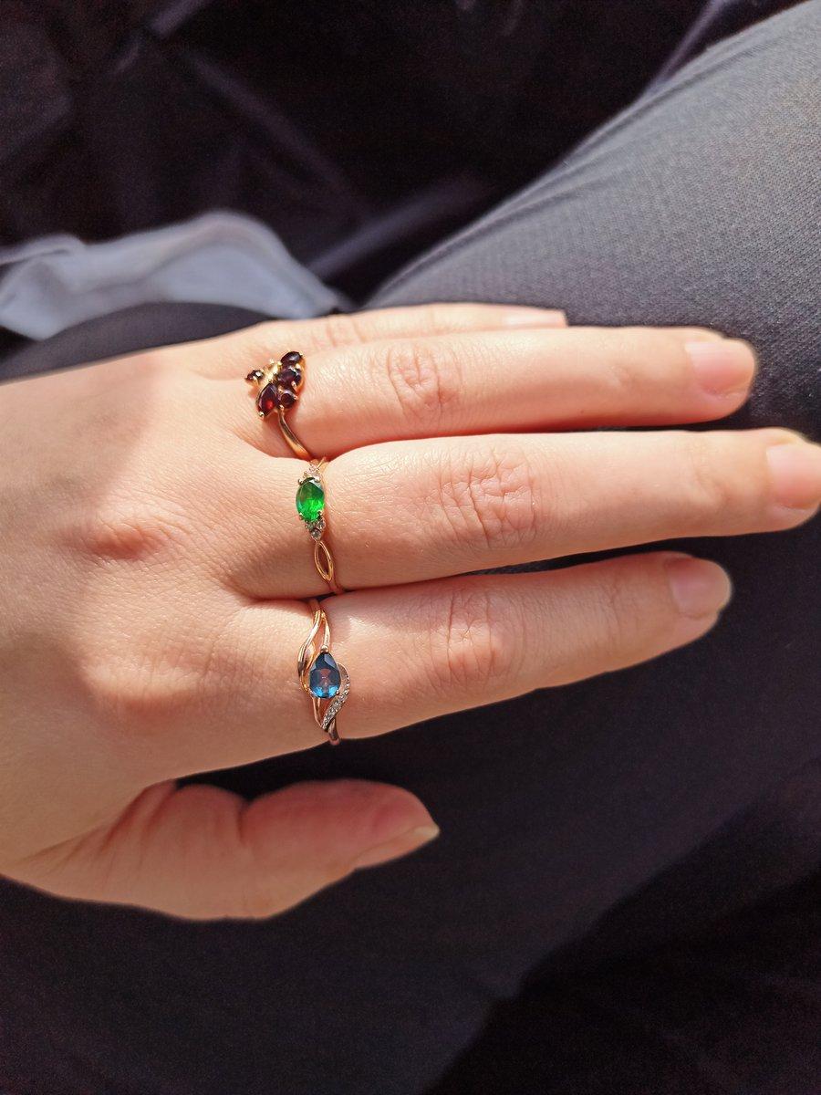 Обворожительное кольцо!