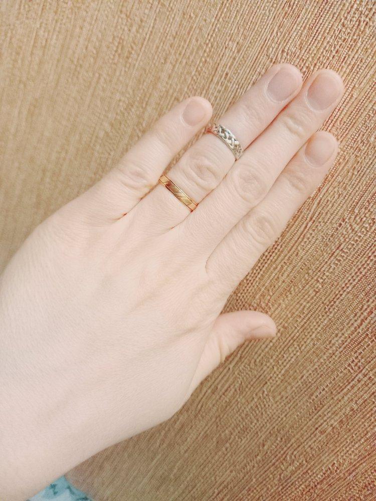 Колечо на фалангу пальцев