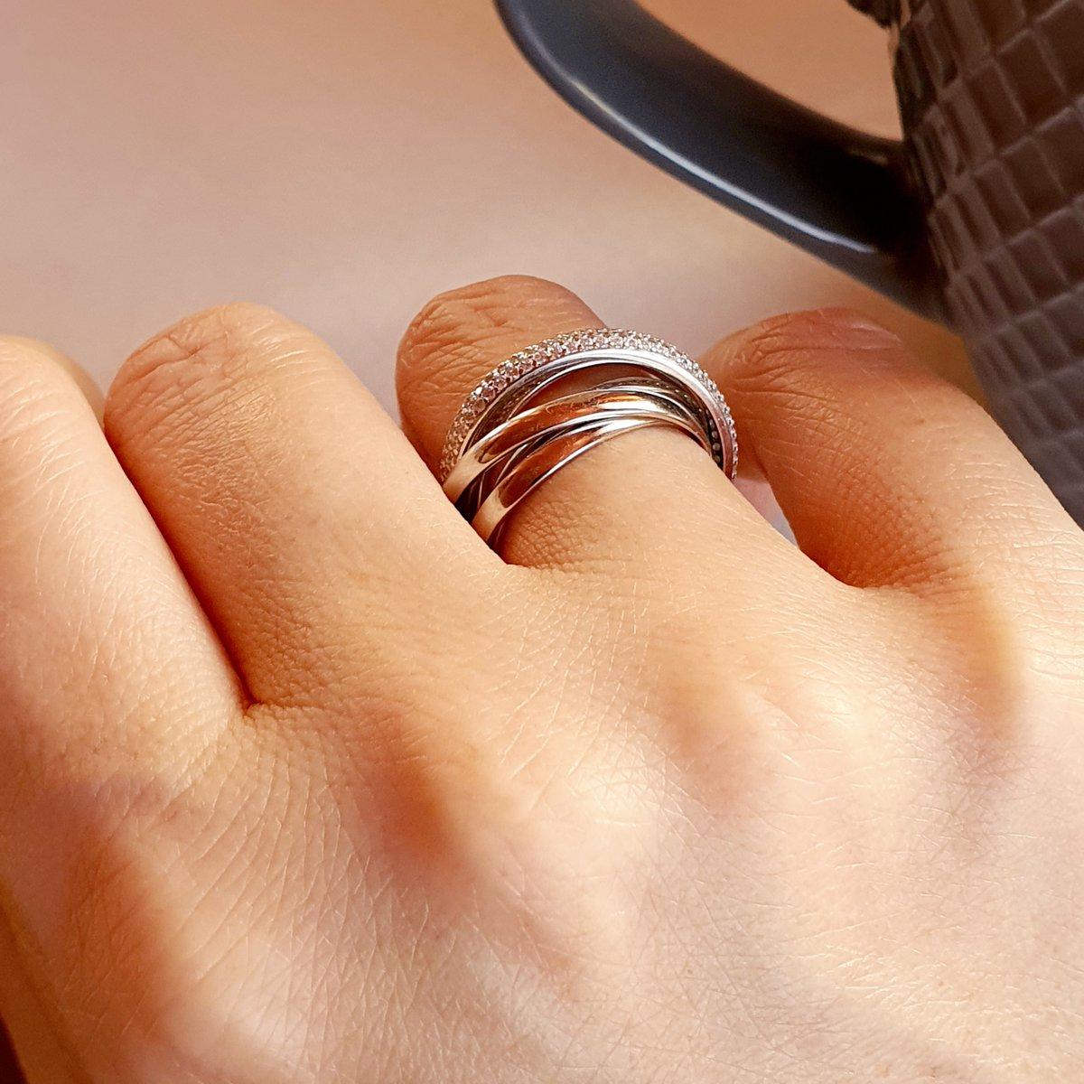 Кольцо-антистресс