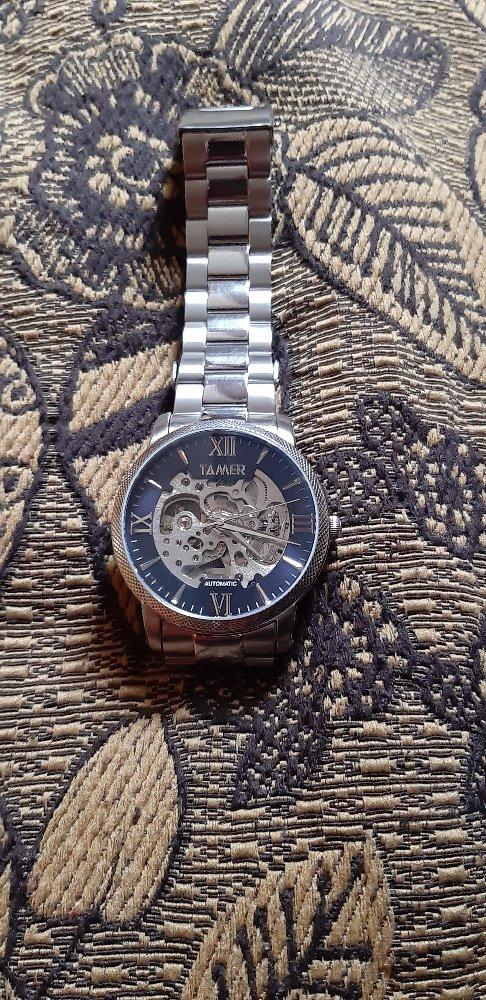 Класные часы. купил и не нарадуюсь.смотряться шикарно, тяжелые удобные 👍👍