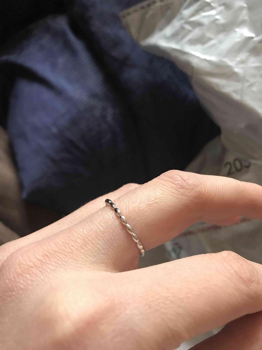 Миниатюрное кольцо