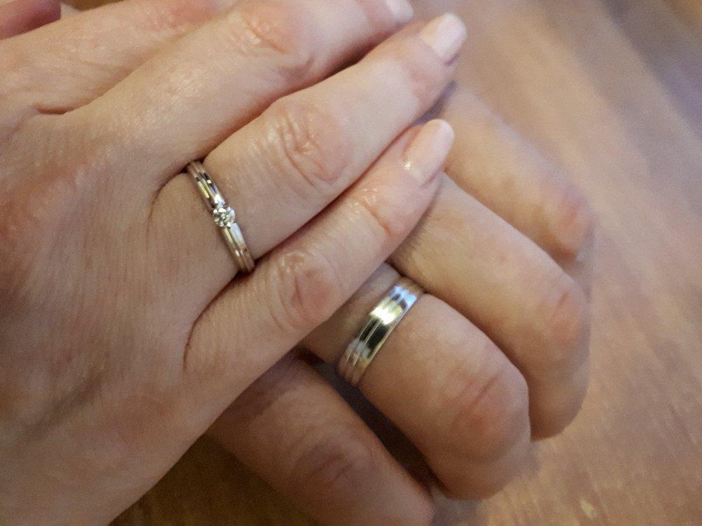 Обручальное колечко на 25 годовщину свадьбы