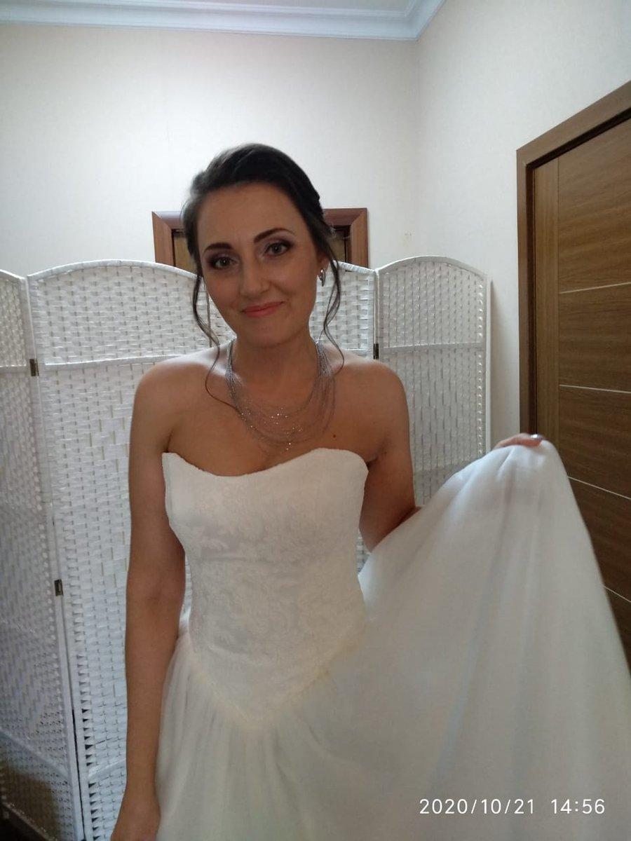 Колье для невесты на серебряную свадьбу