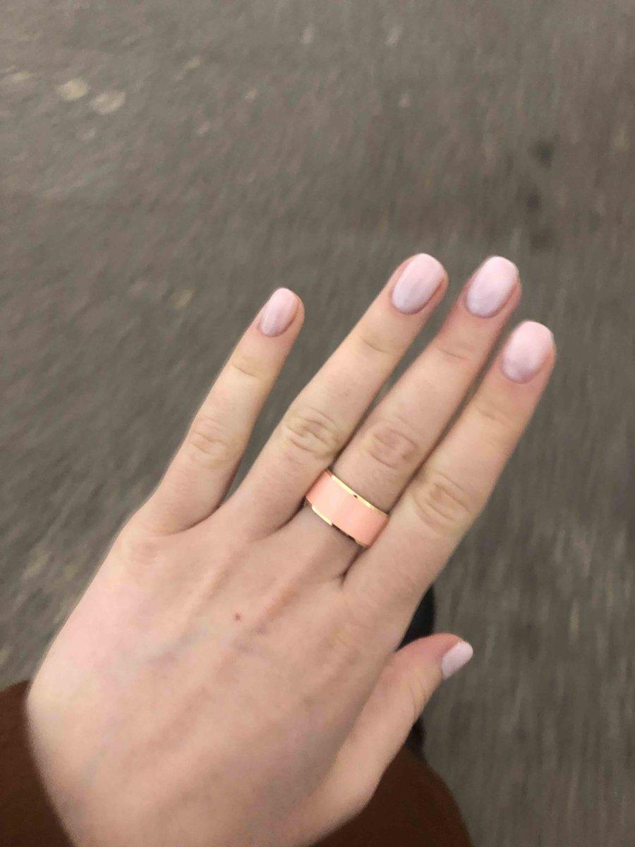 Кольцо очаровало