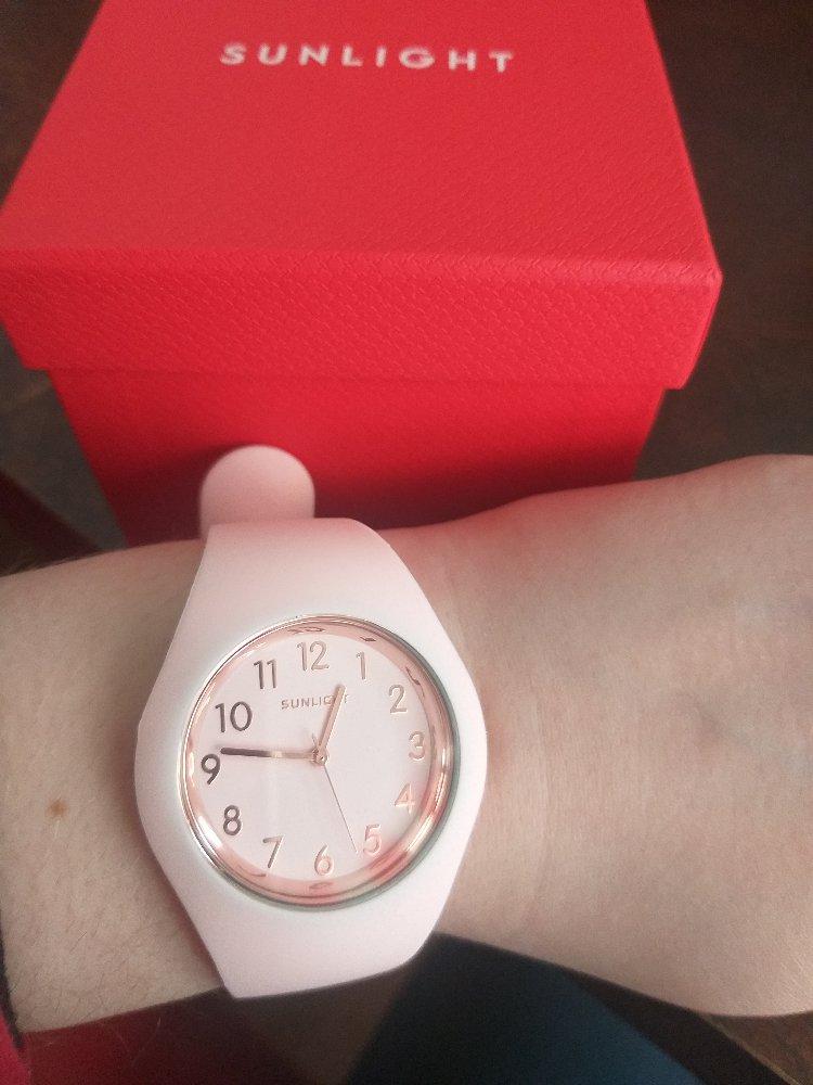 Часы из приложения