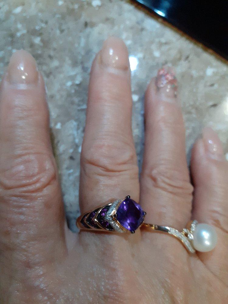 Кольцо для принцессы.